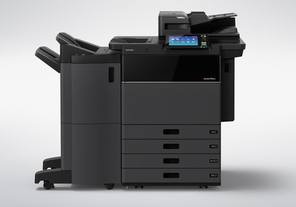Toshiba e-STUDIO5506AC krāsu kopētājs