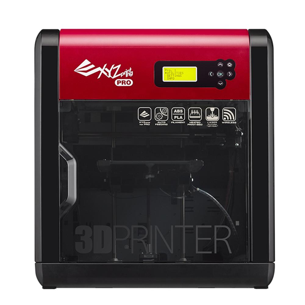 XYZ printing da Vinci 1.0 Pro 3D printeris
