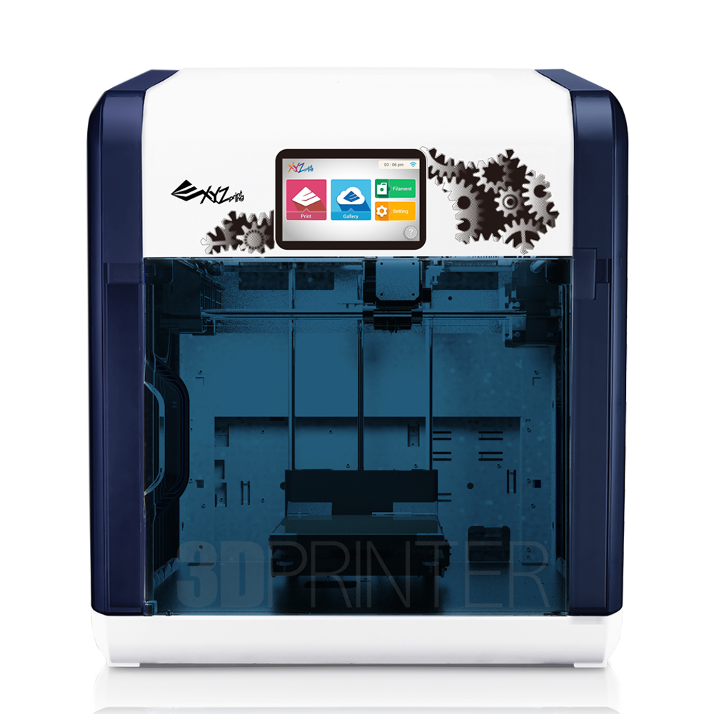 XYZ printing da Vinci 1.1 plus 3D printeris