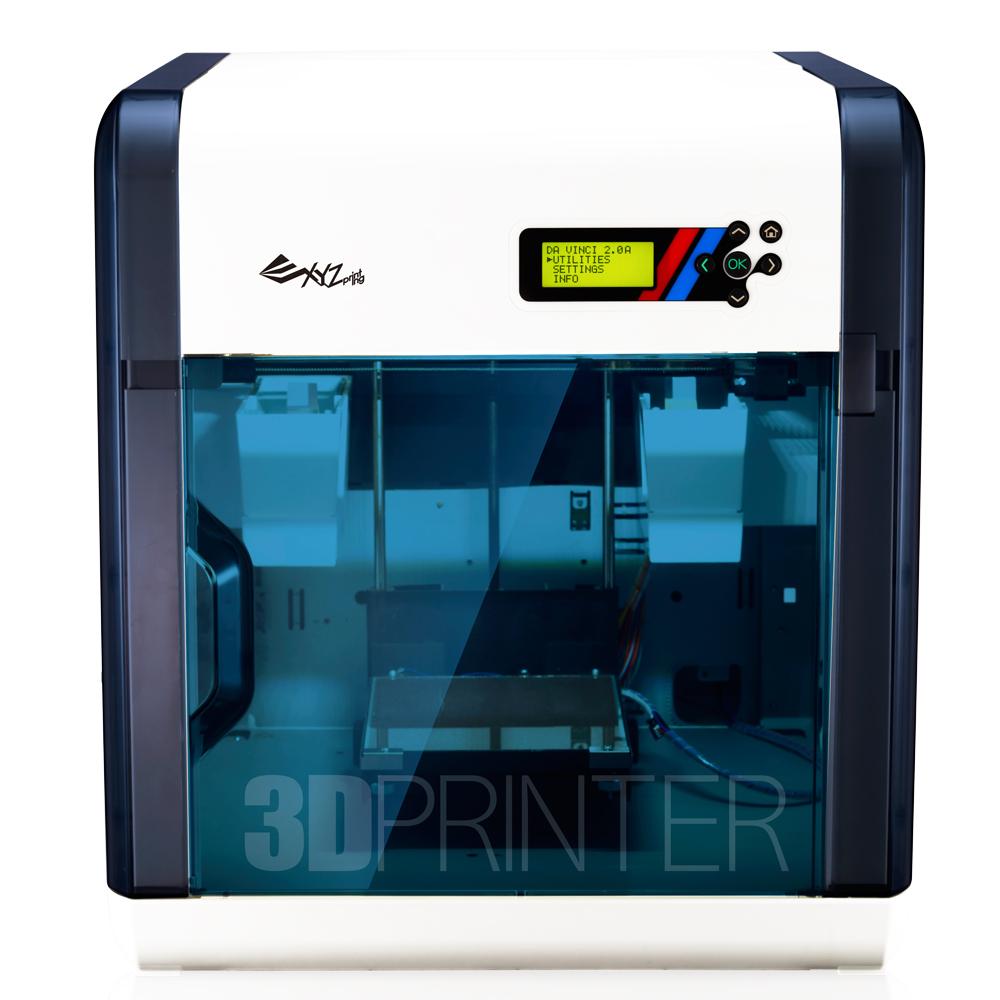 XYZ printing da Vinci 2.0 A Duo 3D printeris