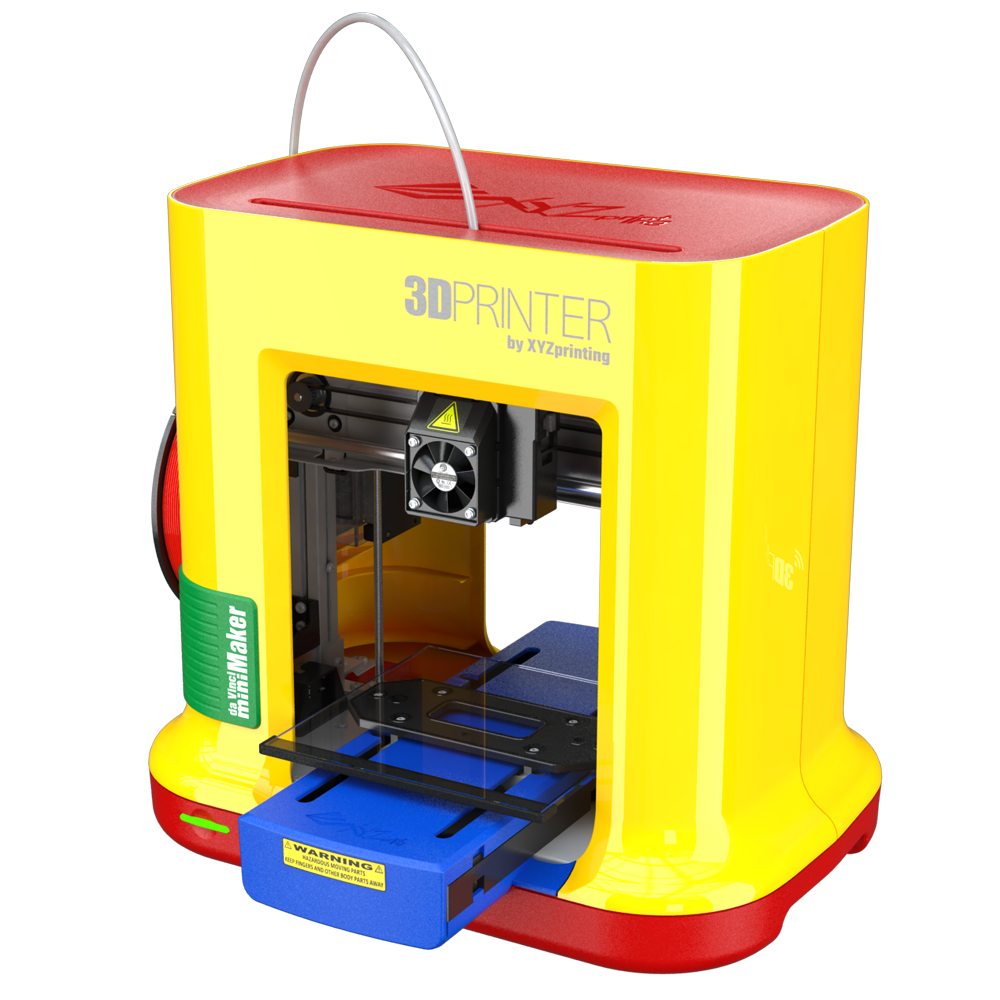 XYZ printing da Vinci minimaker 3D printeris