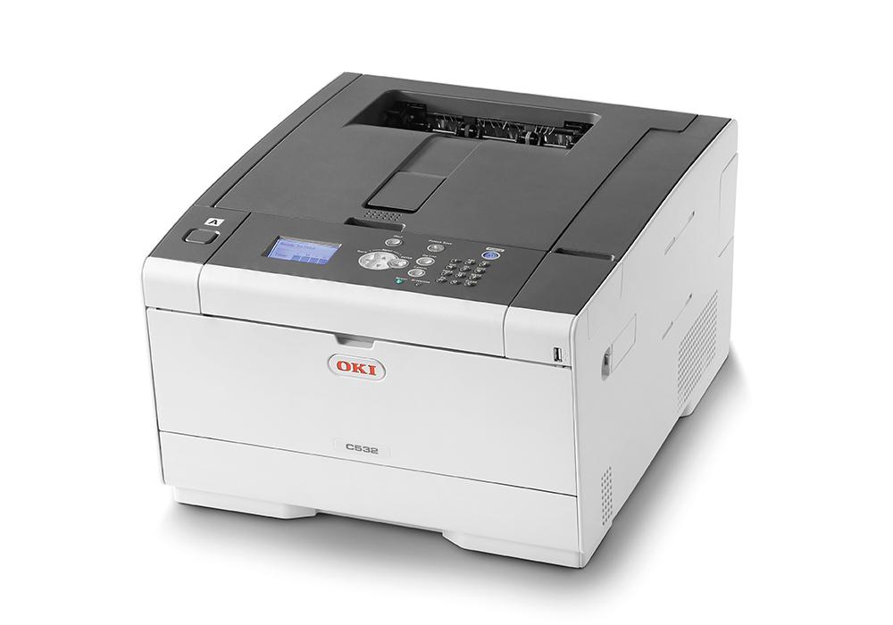 OKI C532dn krāsu printeris