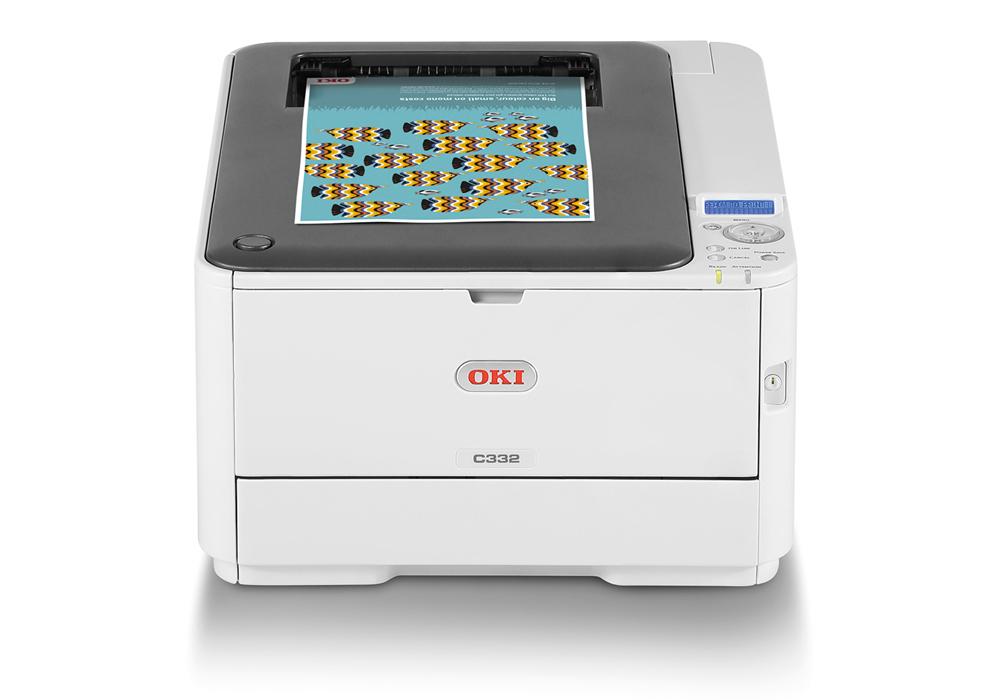 OKI C332dn krāsu printeris