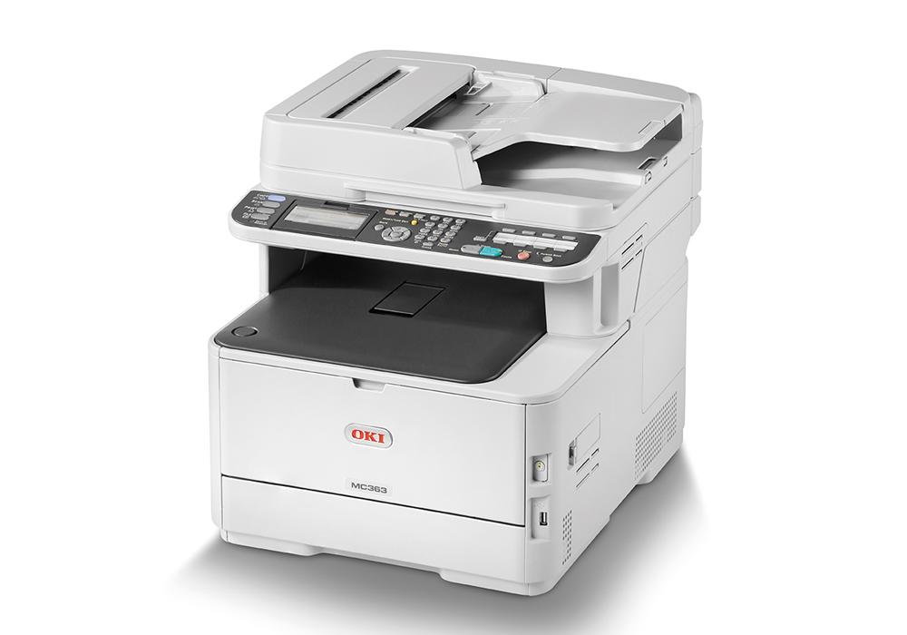 OKI MC363dn multifunkcionālais krāsu printeris