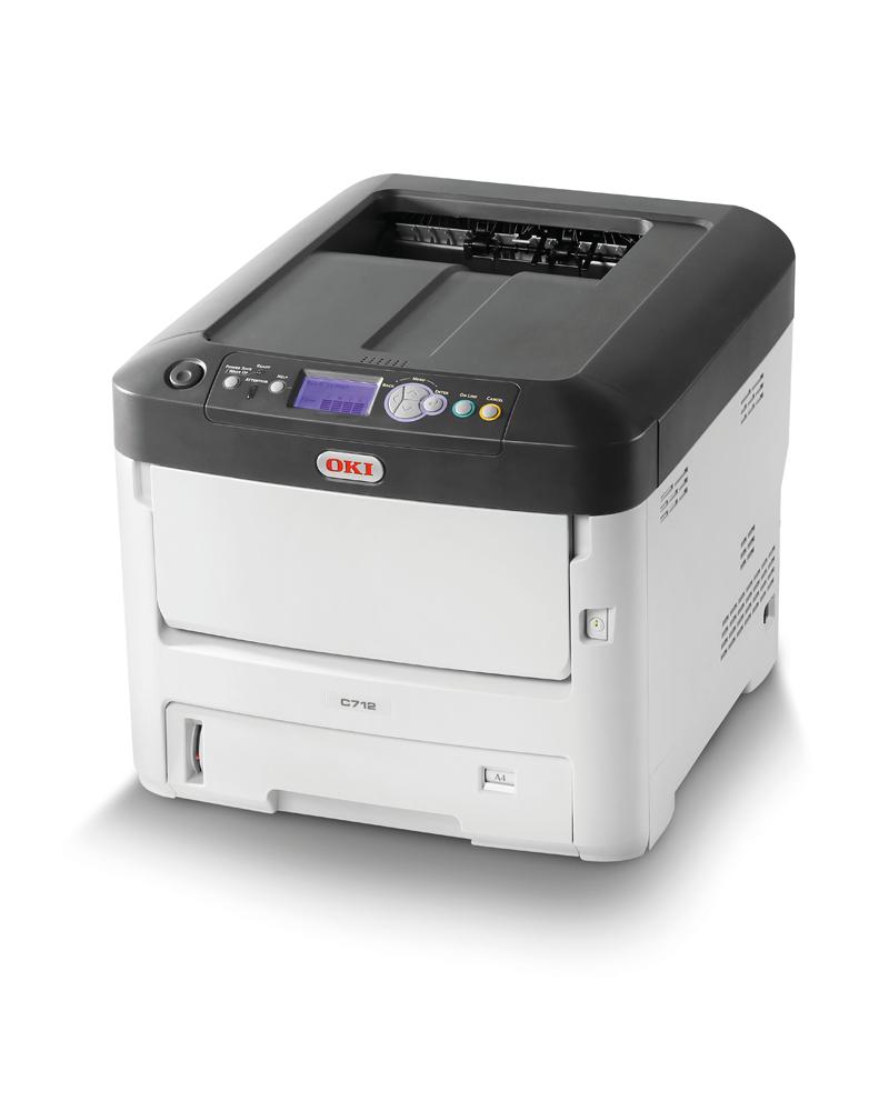 OKI MC712dn krāsu printeris