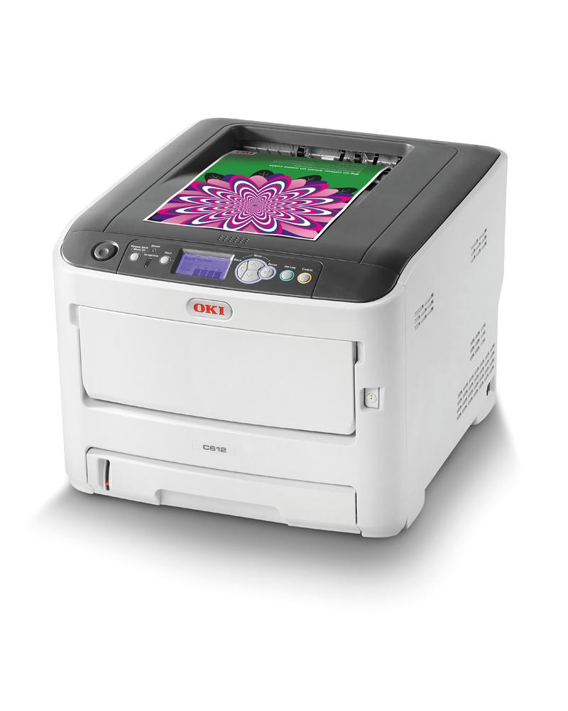 OKI MC612dn krāsu printeris