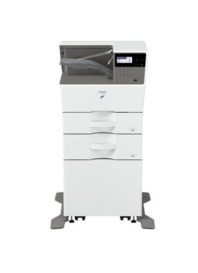 Sharp MX B350 MX B450 melnbalta multifunkcionāla iekārta