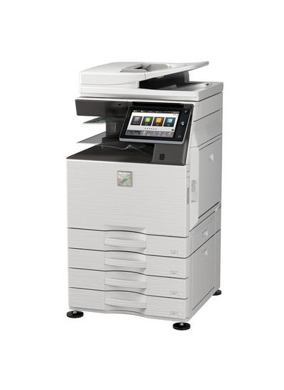 Multifunkcionāls krāsu kopētājs printeris