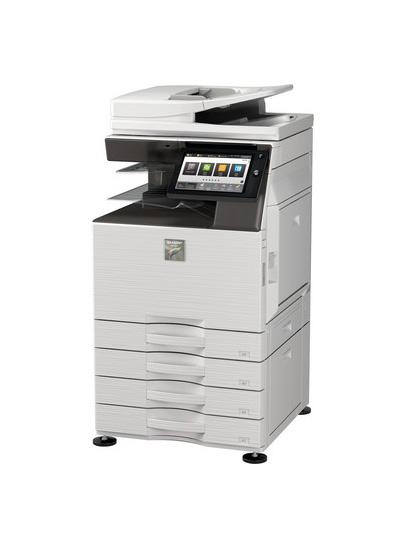 MX3061 multifunkcionāls krāsu kopētājs