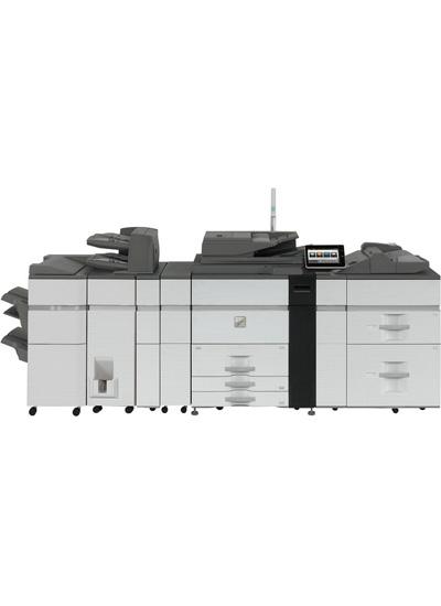 MX-M905 multifunkcionāls melnbalts kopētājs