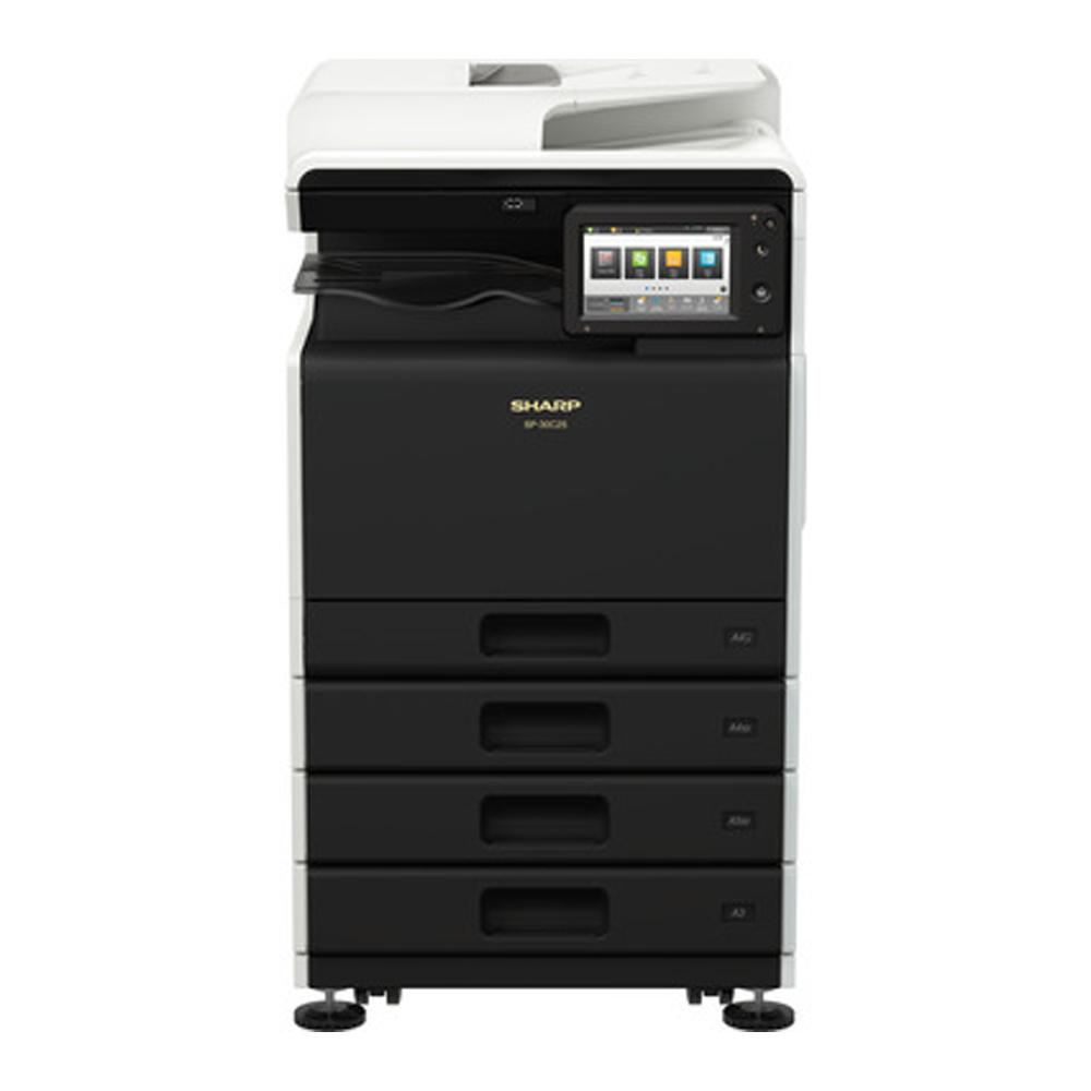 Sharp BP 30C25 A3 krāsu kopētājs - printeris