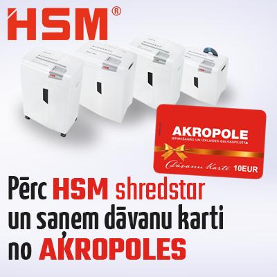 HSM akcija