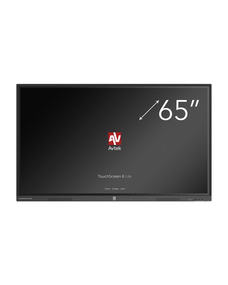 Avtek Touchscreen 6 Lite 65″