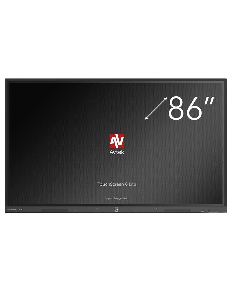 Avtek Touchscreen 6 Lite 86″