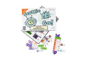 Scottie Go interaktīva galda spēle