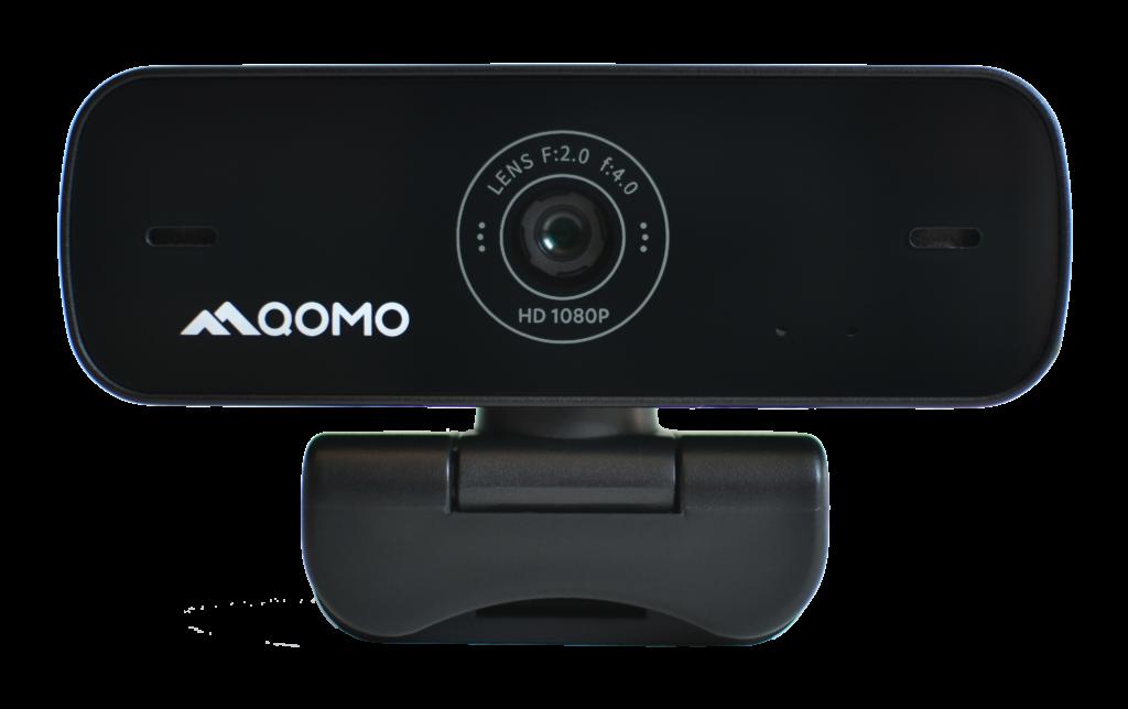 QOMO tiešsaistes web kamera