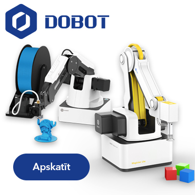 Dobot Magician robota roka īpašais piedāvājums