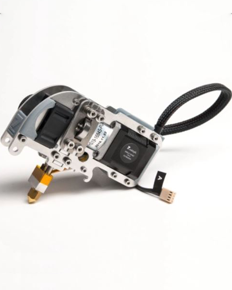 Zmorph Fab 3.0mm plastic extruder
