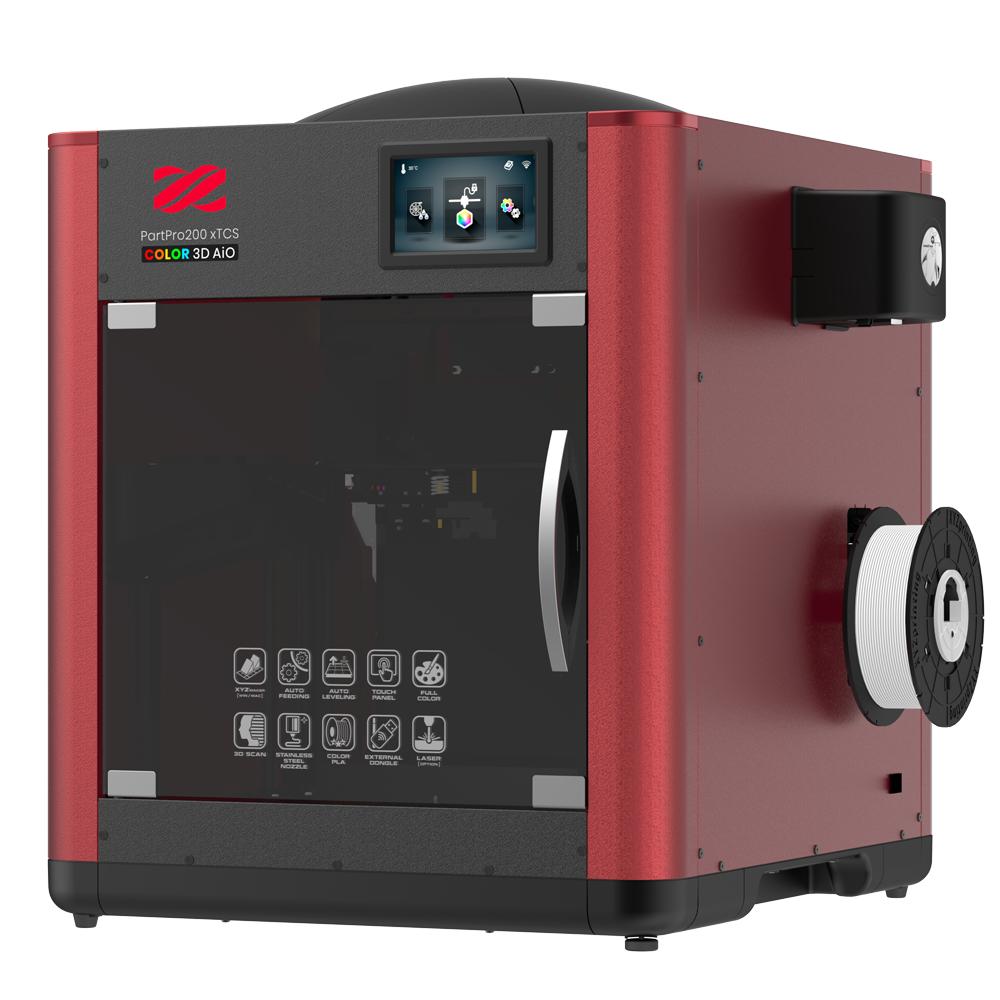 XYZ da Vinci Color AiO 3D printeris