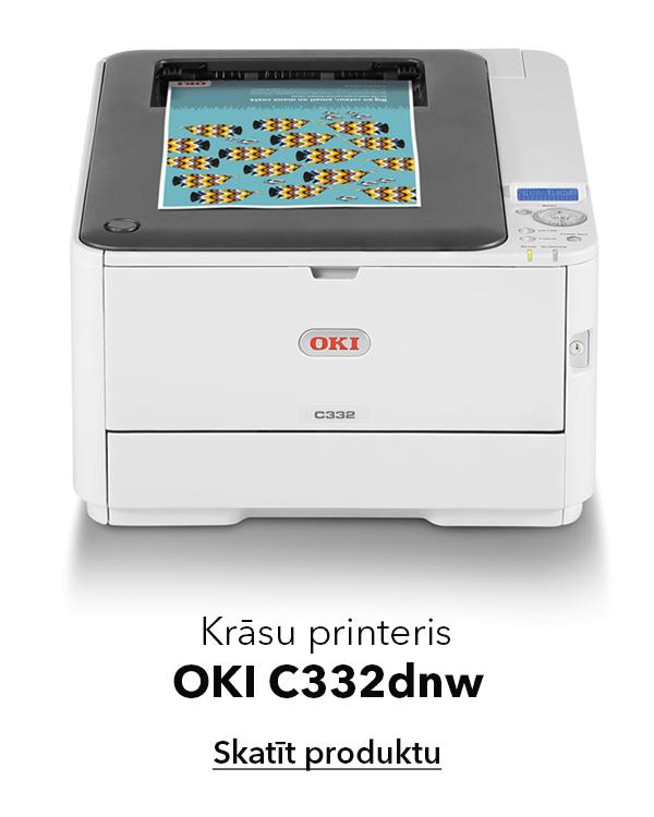 OKI C332dnw krāsu printeris
