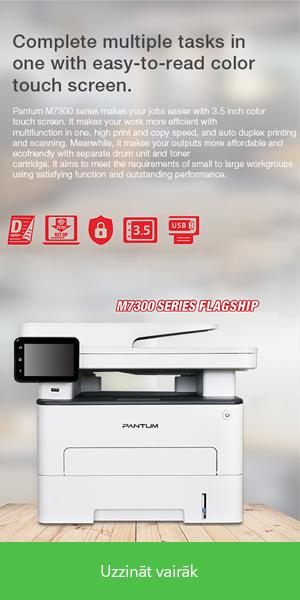 Pantum printeri - lēti un kvalitatīvi