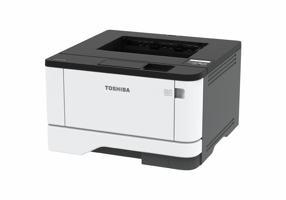 Toshiba e-studio 409P melnbalts printeris