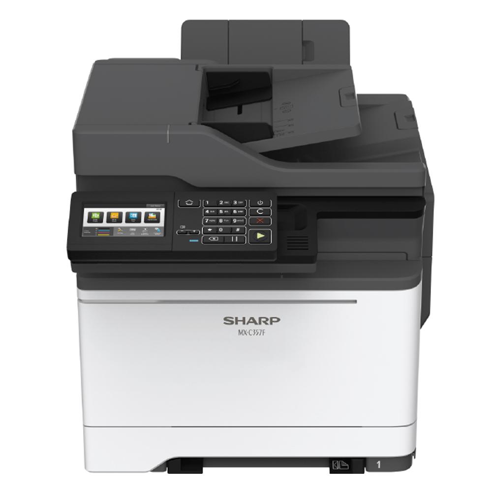 Sharp MX-C357F multifunkcionāls krāsu lāzerprinteris