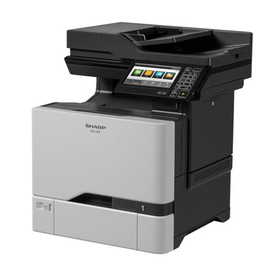 SHARP MX-C507F multifunkcionāls krāsu lāzerprinteris