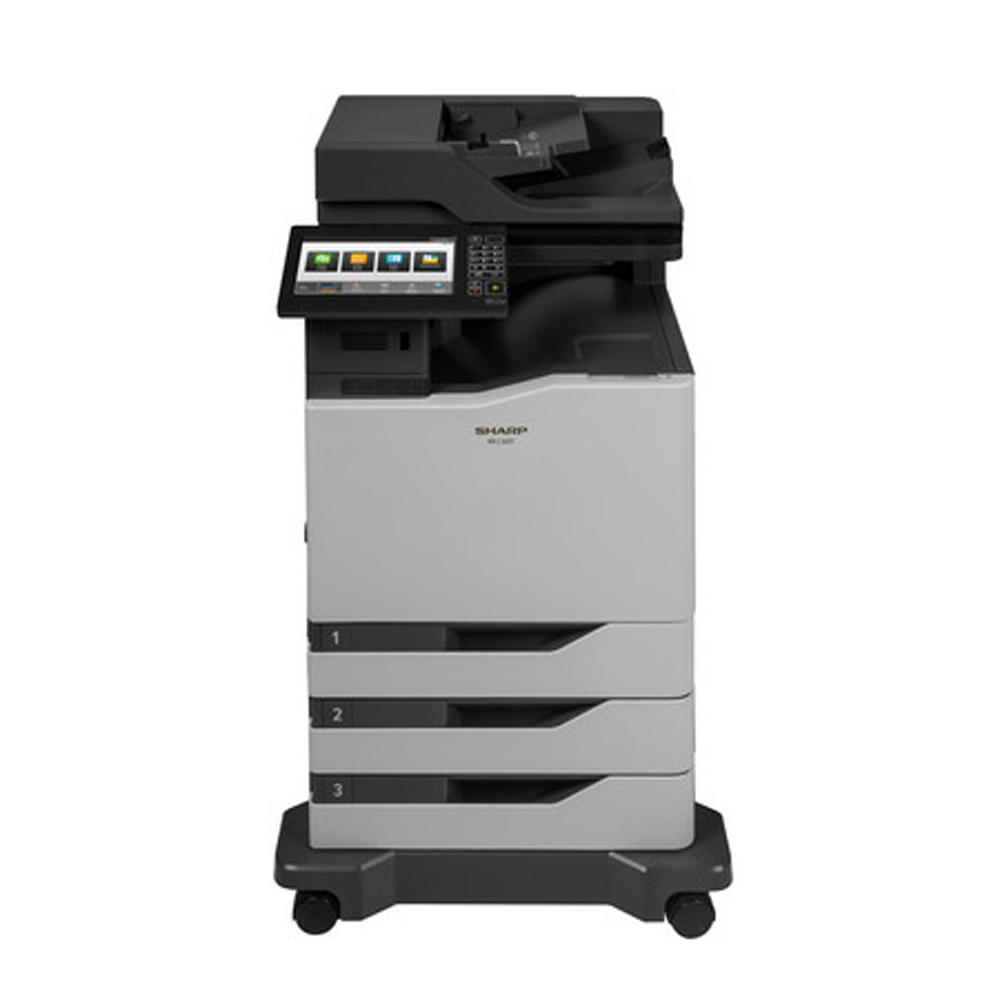 Sharp MX-C557F multifunkcionāls krāsu lāzerprinteris