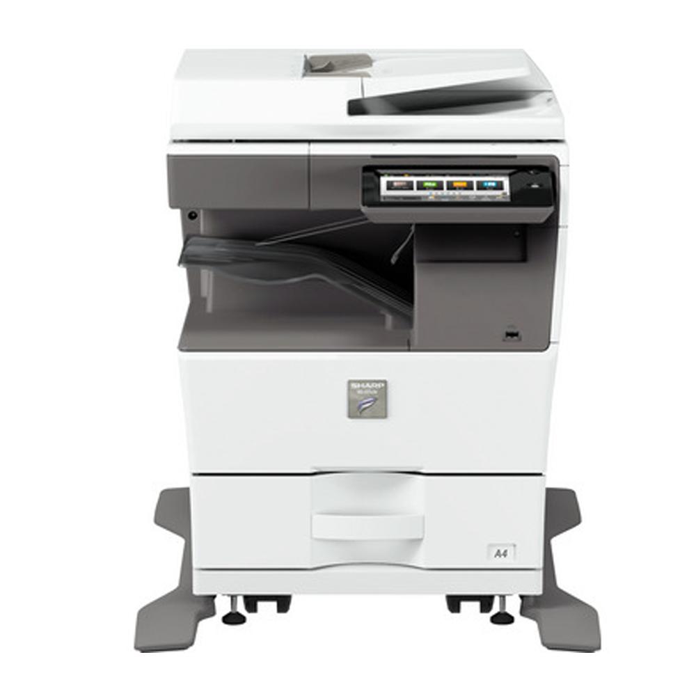 SHARP MX-B356W multifunkcionāls melnbalts lāzerprinteris