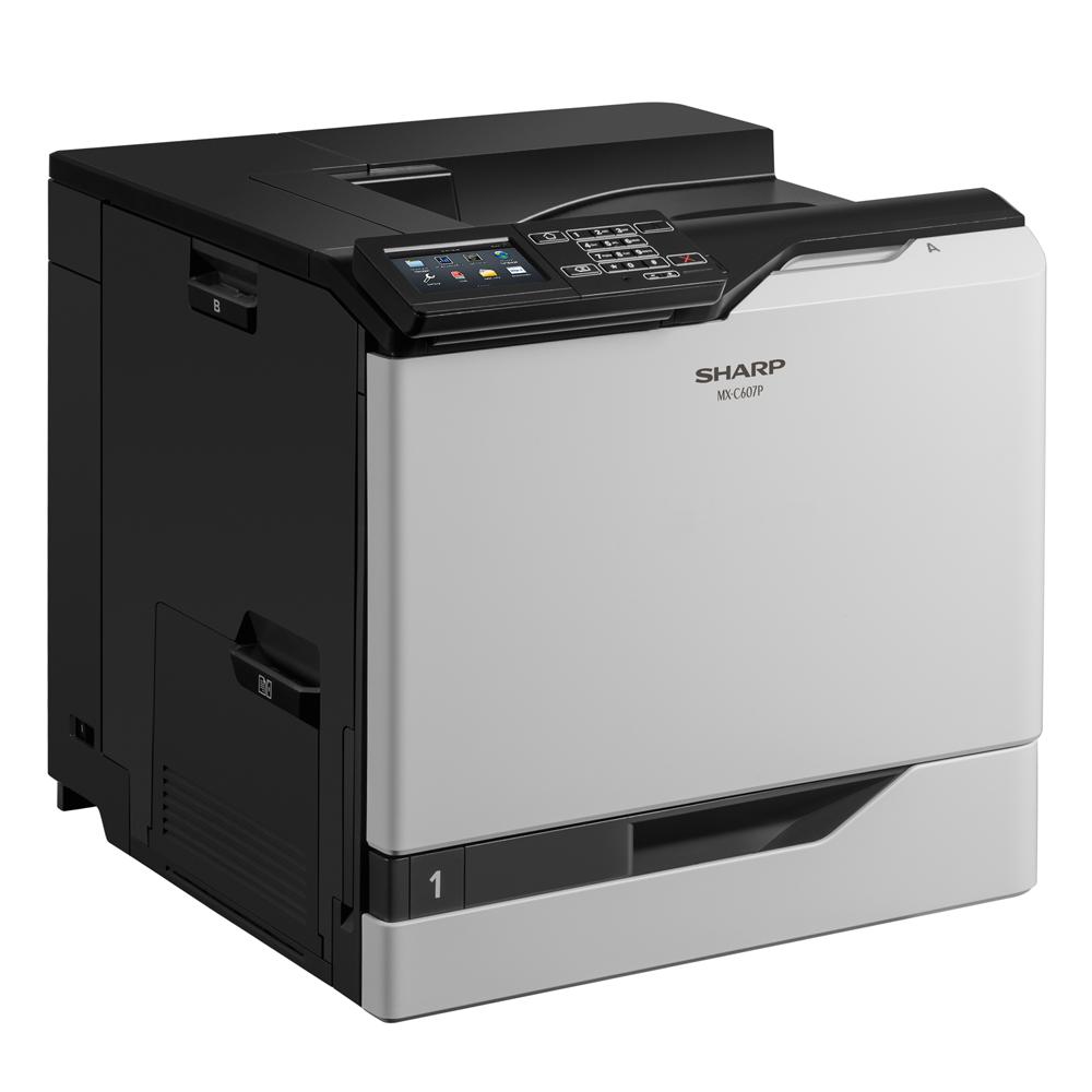 Sharp MX-C607P krāsu lāzerprinteris