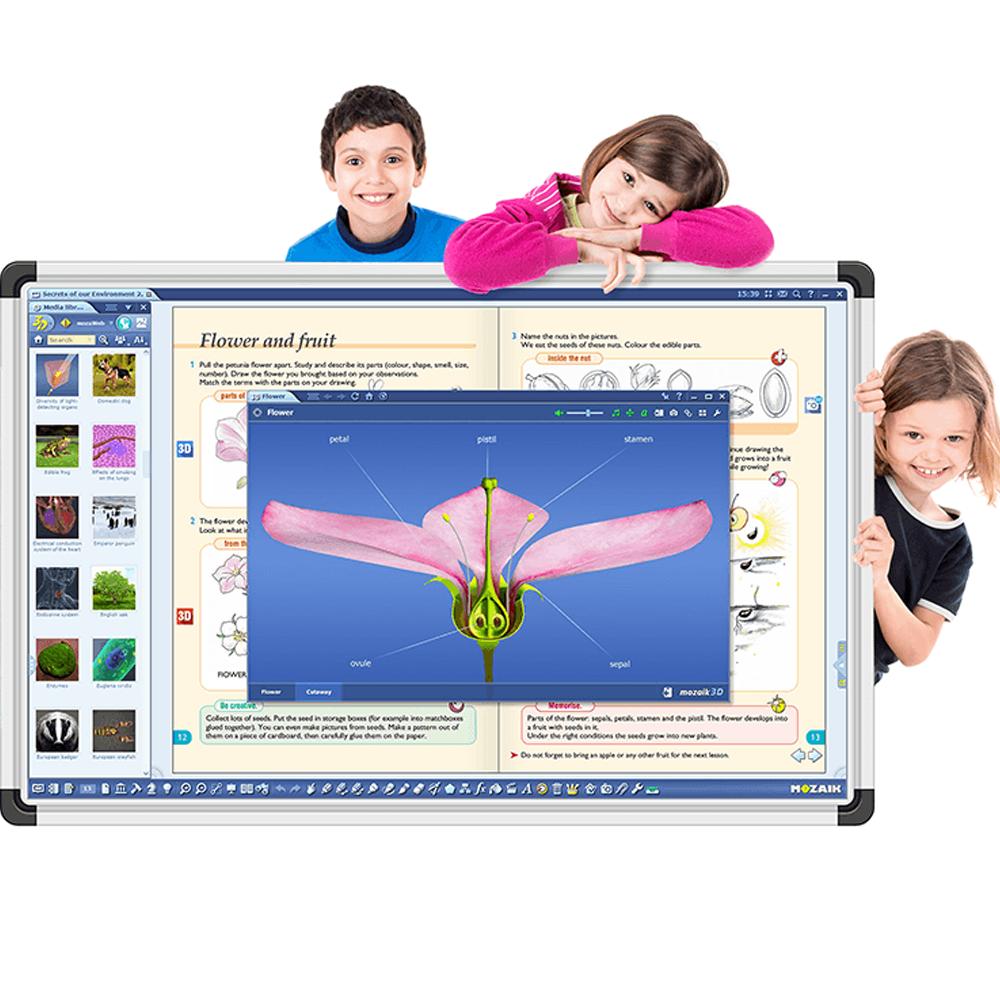 mozabook interaktīvais mācību rīks skolām