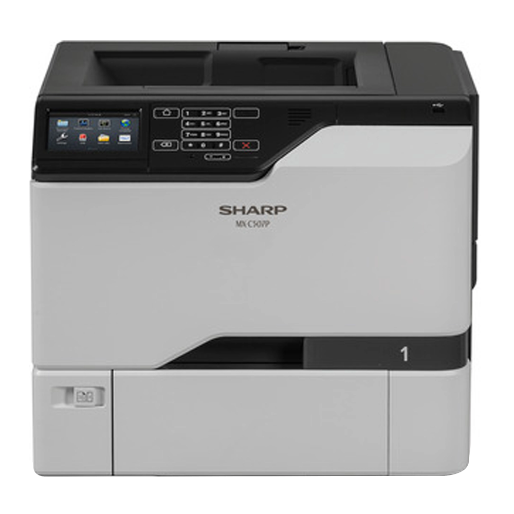 Sharp MX-C507P krāsu lāzerprinteris