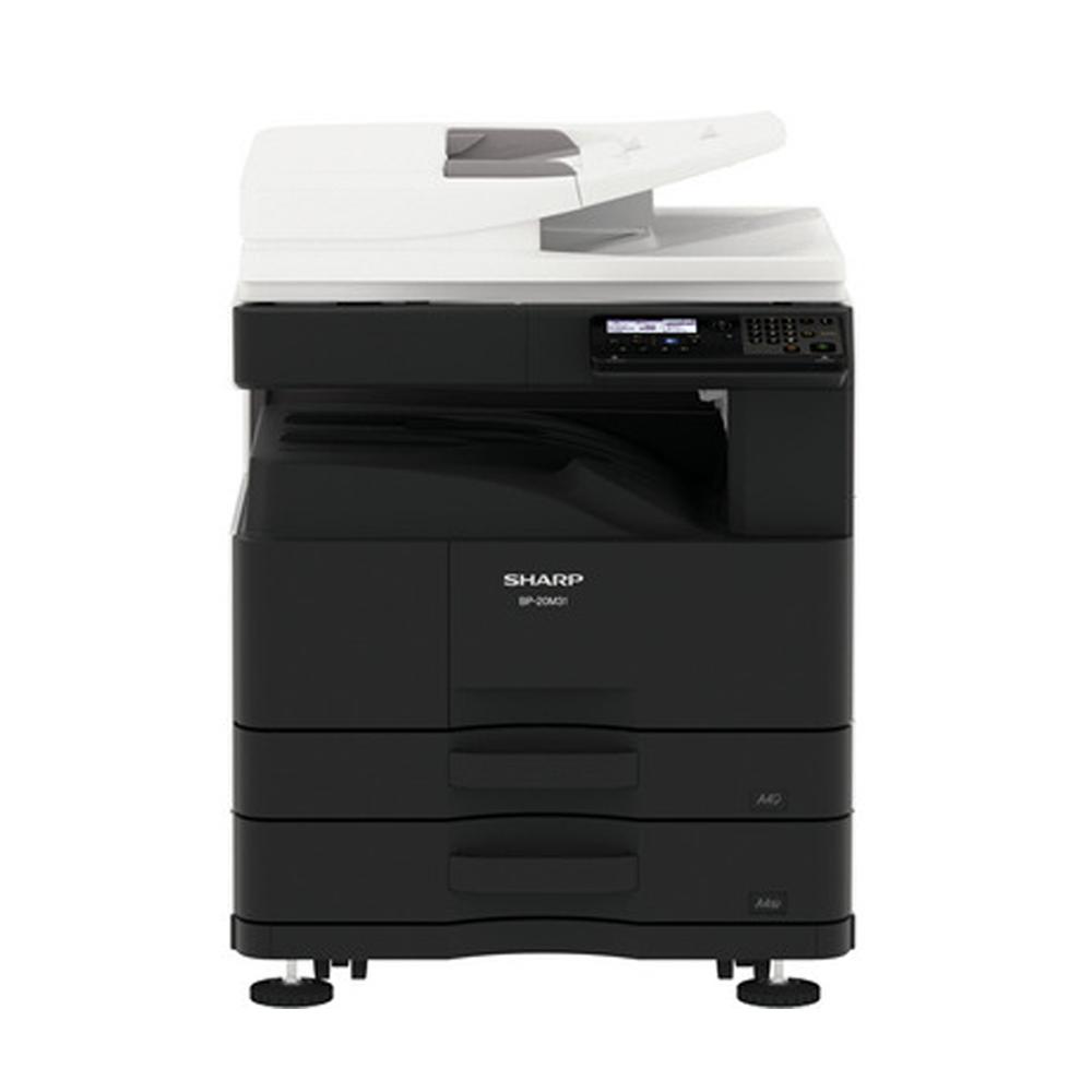 SHARP BP-20M22 melnbalts kopētājs printeris
