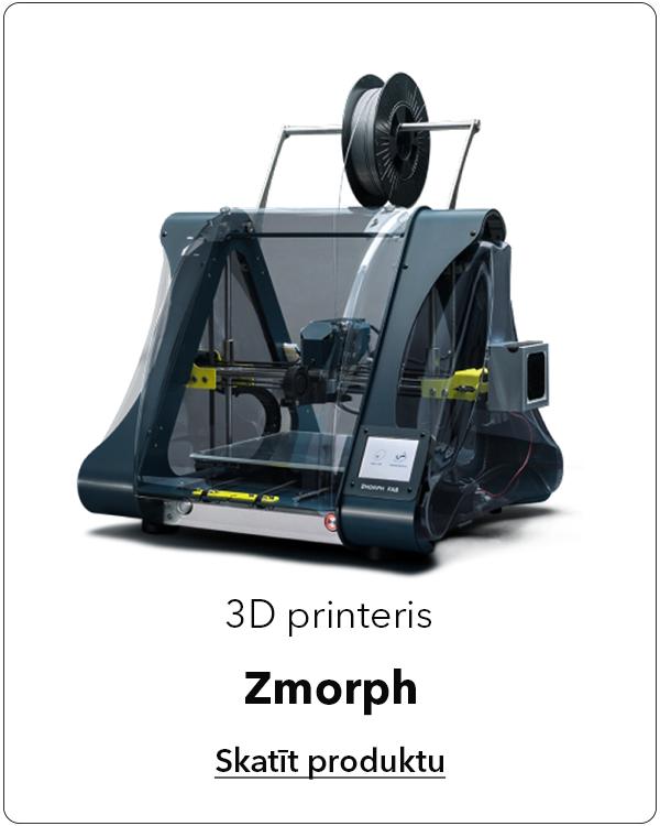 3D printeris Zmorph FAB piedāvājums