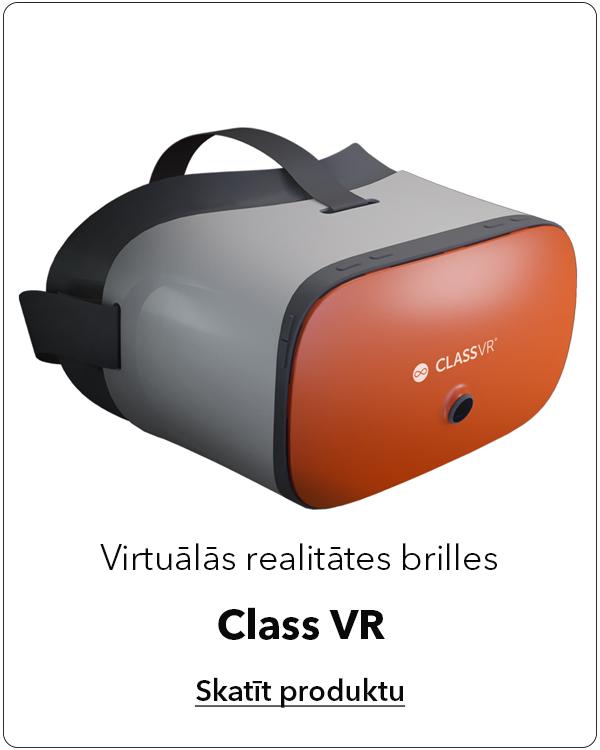 Class VR virtuālās realitātes brilles skolai