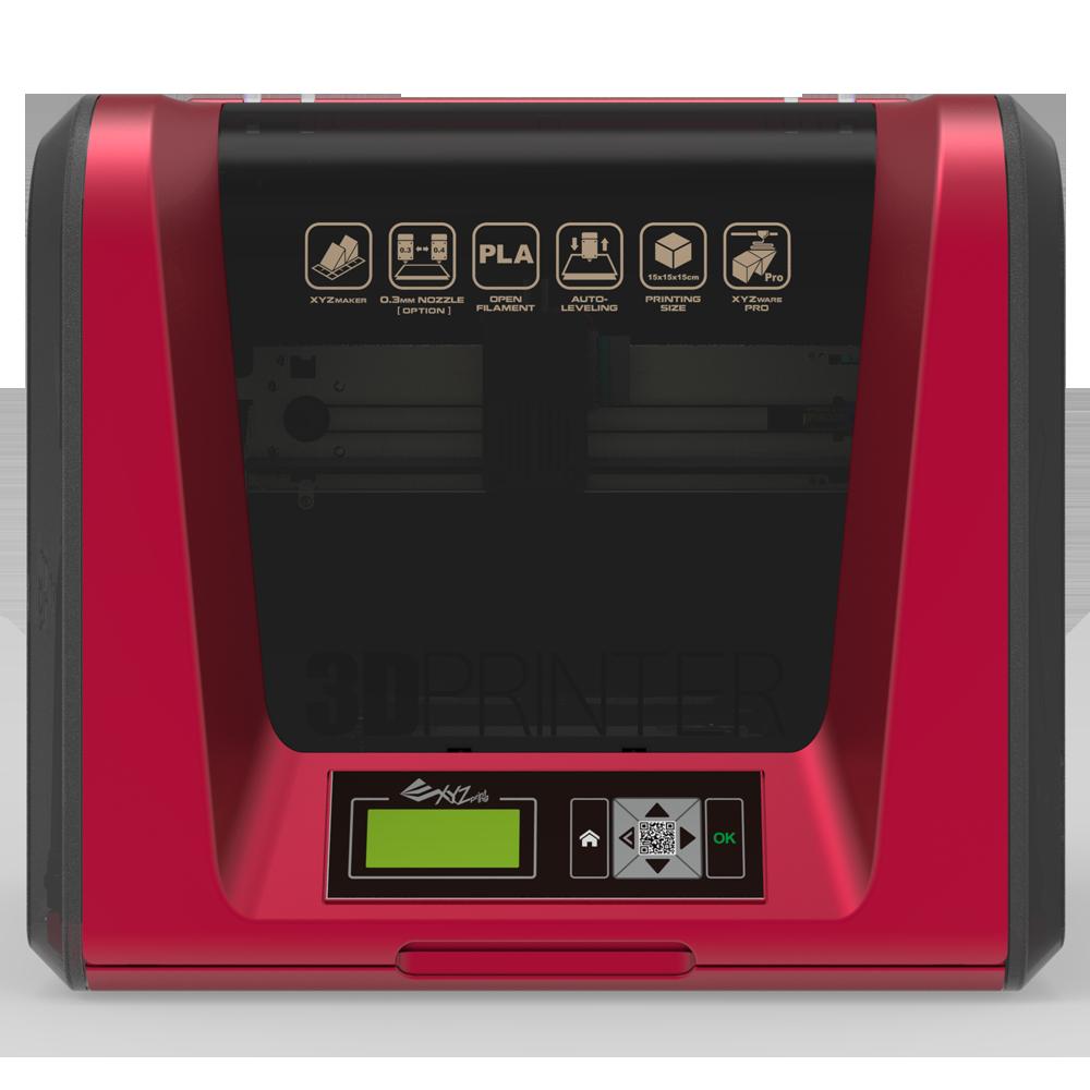 XYZ Printing daVinci jr pro x + 3D printeris īpašais piedāvājums