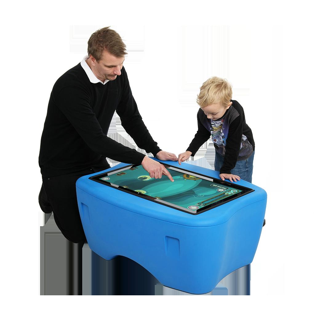 Manico funtable interaktīvais galds bērniem