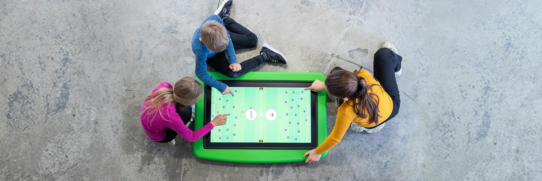 Manico interaktīvais galds bērniem
