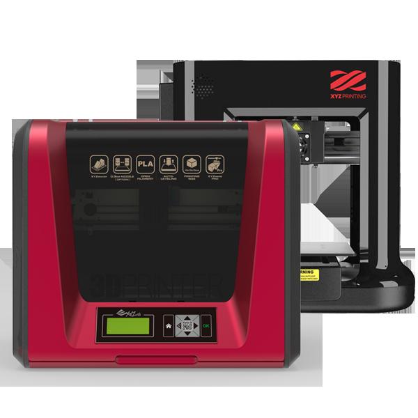 XYZ Printing 3D printeru komplekts īpašais piedāvājums