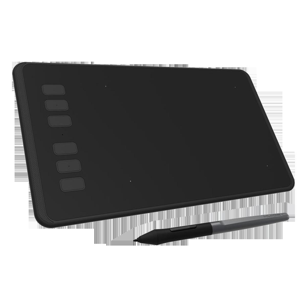 Grafiskā planšete HUION Inspiroy H640P bez displeja. Māksliniekiem, dizaineriem, arhitektiem un skolēniem.