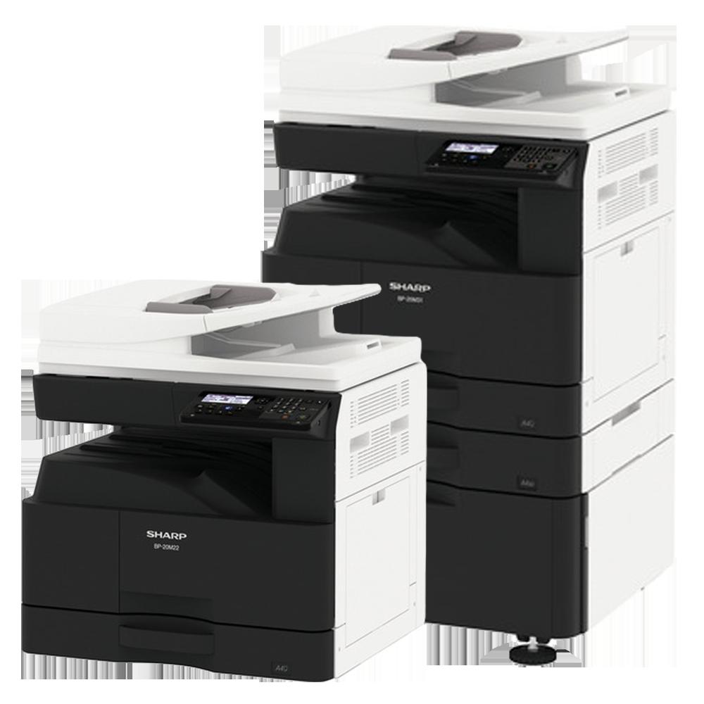 SHARP BP20M22 A3 multifunkcionāls printeris kopētājs