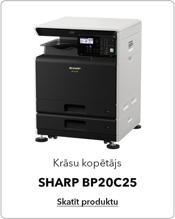 SHARP BP20C25 krāsu kopētājs